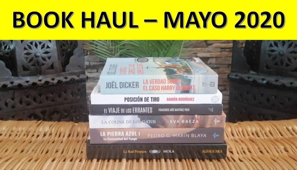 book haul unboxing