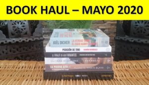 book haul unboxing