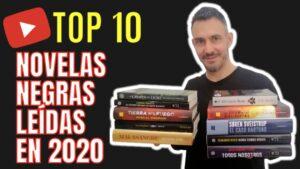 top 10 mejores novelas negras novela negra